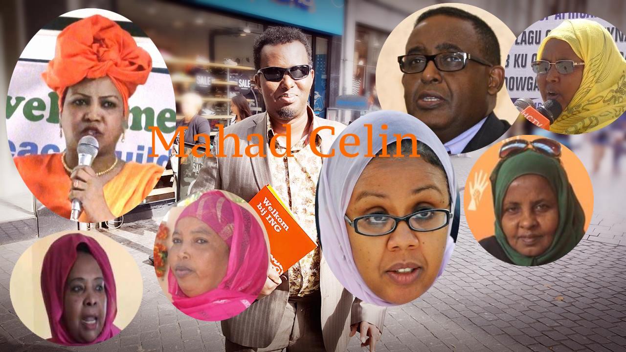 [Topnews:-] Wariye Dahir Alasow oo Haweenka Qaranka iyo Raísulwasaare Cumar u mahadceliyay ?