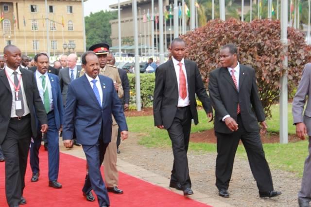 Again Somalia relapses into hostilities and despair
