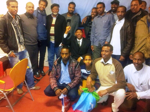 "Ethiopia: Somalis, ONLF, OLF plus Eritreans hold  ""Horn of Africa Solidarity Conference""in Frankfurt, Germany"