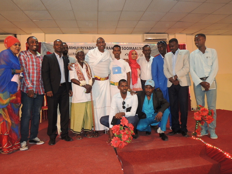 Somali Pop Idol is part of the Development of Somali Songs, Poetry, Culture, Arts and Music.
