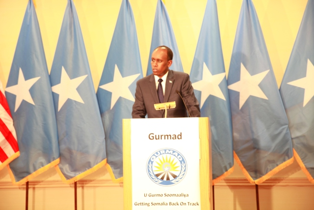 Gurmad Calls for Transparent Electoral Process in Somalia