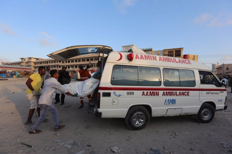 Two Brothers Shot Dead In Mogadishu