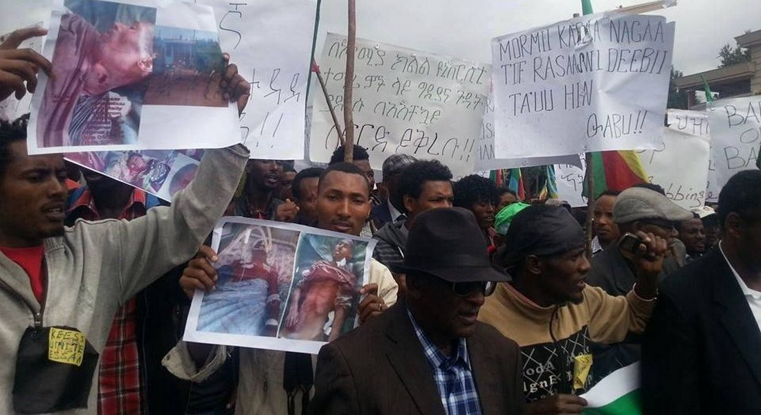 Ethiopia is Boiling -the brutal crackdown