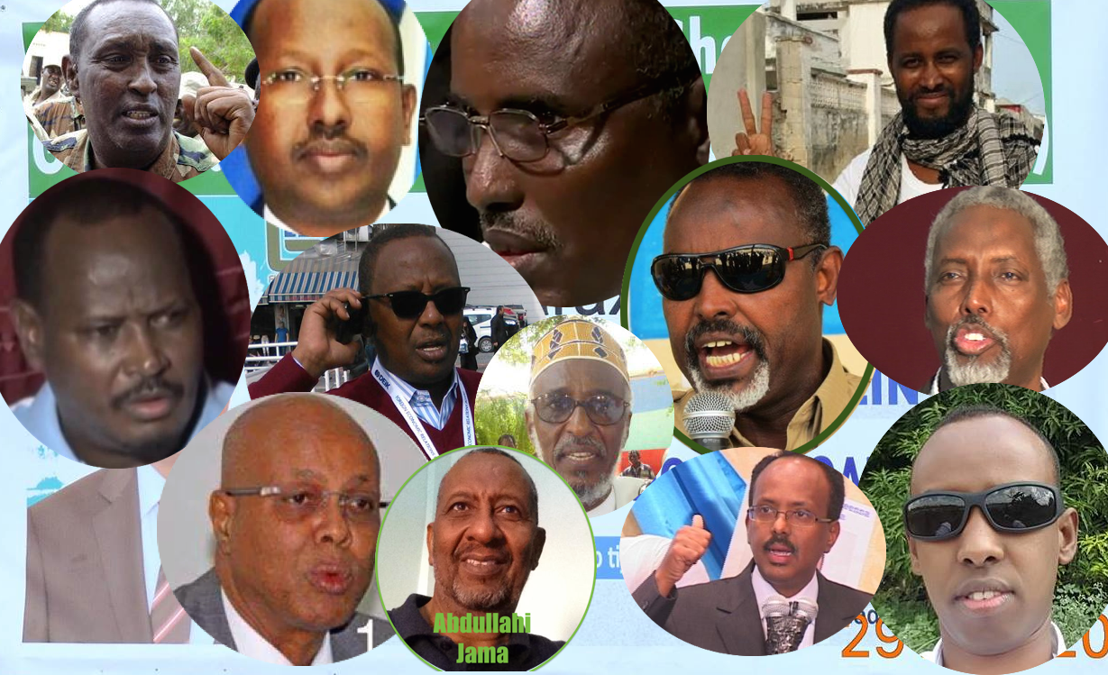 Somalia:A list of  officials that Damul Jadeed decided to assassinate