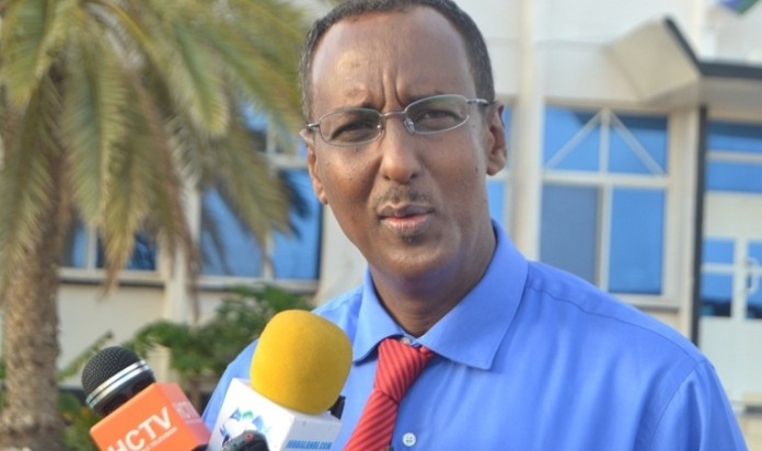 Somalia: Minister Abdirashid Hidig accused of food aid theft
