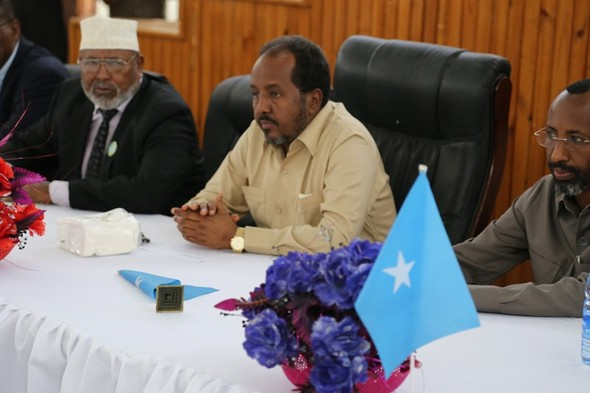 Somali President on the 1st Anniversary of the Attack on the Banadir Court