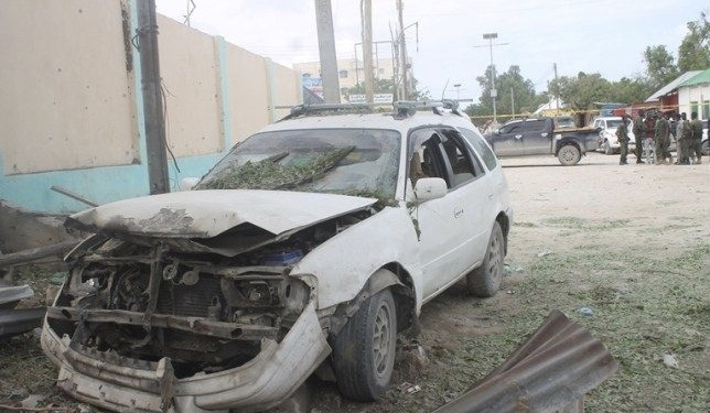 Car Explosions Killed One In Mogadishu