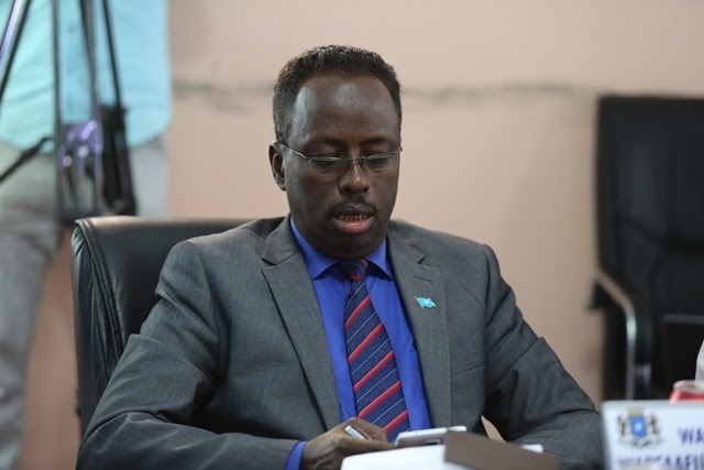 Somalia:Minister Maareye's lack of  a moral standard is reportedly a heritage one