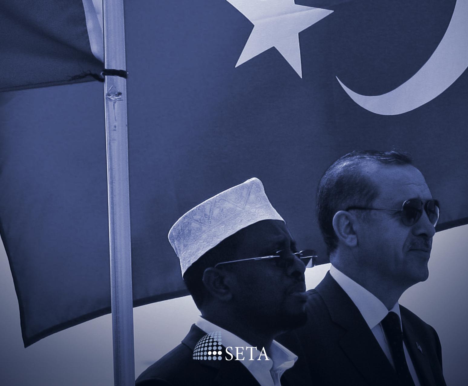 TURKEY'S INVOLVEMENT IN SOMALIA - ASSESMENT OF A STATE-BUILDING IN PROGRESS
