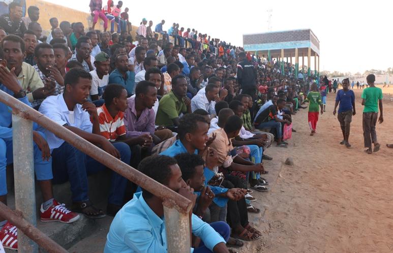 Somalia launches regional league as national plan takes shape