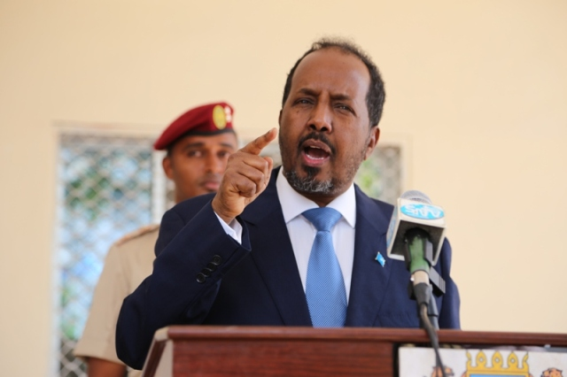 Somalia: President Hassan calls warring sides in some regions for peace