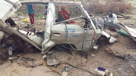Somalia: Roadside bomb kills at least 18 on bus
