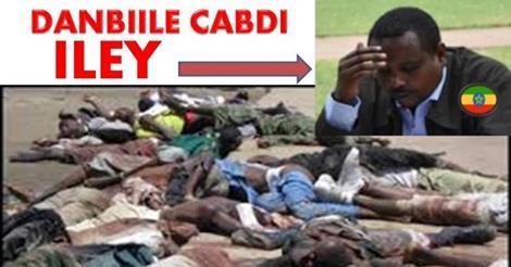 Ethiopian Paramilitary Militia Genocide