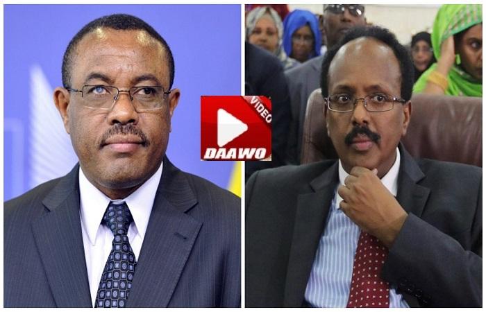 Ethiopia oo 10 Qodob ku sifeysay in lagu ogaan doono Mustaqbalka Madaxweyne Farmaajo & Arimo xasaasi ah oo….