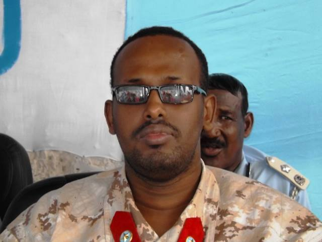 Somalia :NISA Commander Mentally deranged, Reports