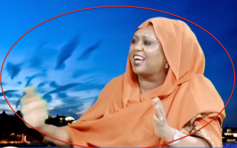 Daawo Dukumiintiyo Cadeeynaya doorkii  Fawziya Adam ku laheyd in la xado lacagta Somalia u taal dalalka dibadda -Warqado ay qortay