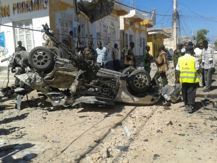 Somali President strongly condemn and sends his heartfelt condolences to the victims of Puntland region.