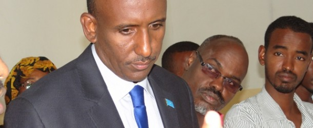 Somalia Information Minister: Weekly update on Government Progress