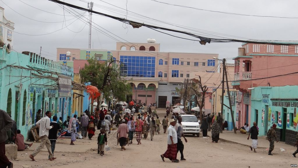 Somalia: Two people hurt in bomb attack in Baidoa