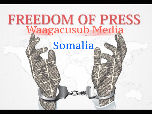 NUSOJ urges Somali Government to respect media freedom and implement UN recommendations