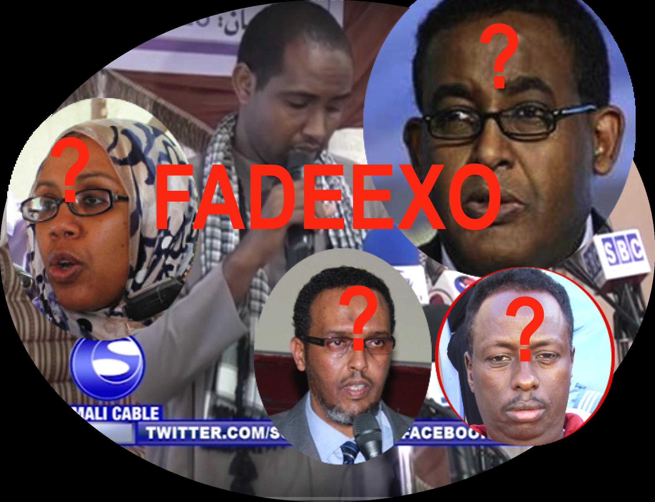 [Daawo Fadeexo-]Wasiiradda Somalia oo gaaloobay -xantii suuqa ugu jirtay Ra'isulwasaaraha iyo qaar ka mida Wasiiradiisa oo xaqiiq noqotay