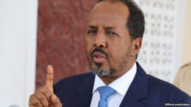 Somalia:Armed assailants want to execute president HSM