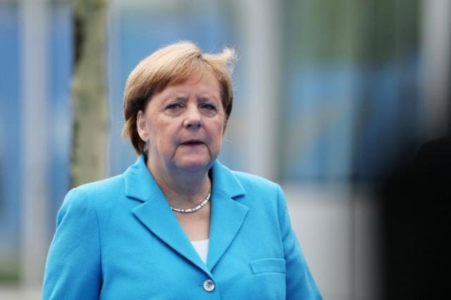 Germany must do more, says Merkel after 'intense' NATO summit