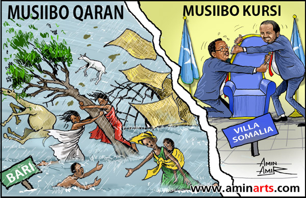 Tribal based politics a great challenge to Somalia's road to recovery