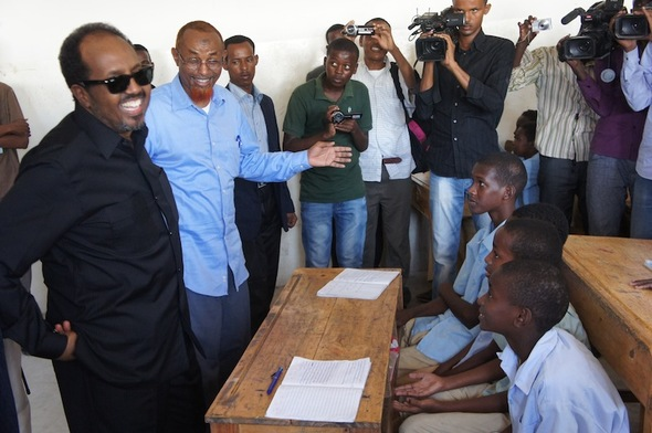 Somalia:Teachers are the lifeblood of Somalia, President declares on Somali Teachers Day
