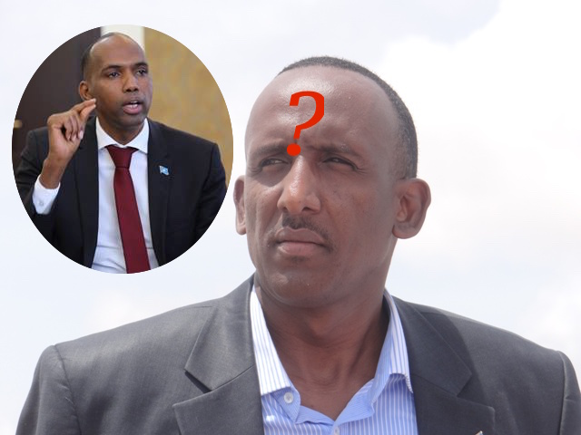 Somali MP Duhulow