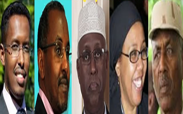 Somalia:Newly- Appointed Cabinet, their Background and Group Affiliates