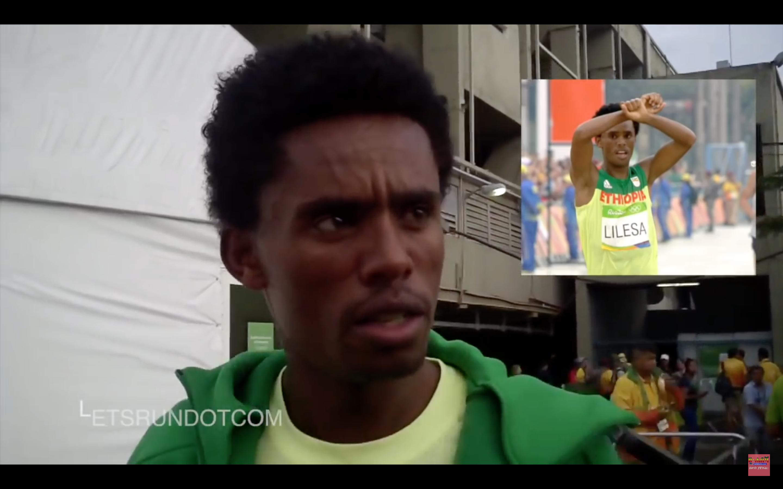 [Daawo] Oradyahankii Ethiopia ee RIO oo guushiisa ku dhex banaanbaxay shaacana ka qaaday inuusan laaban doonin