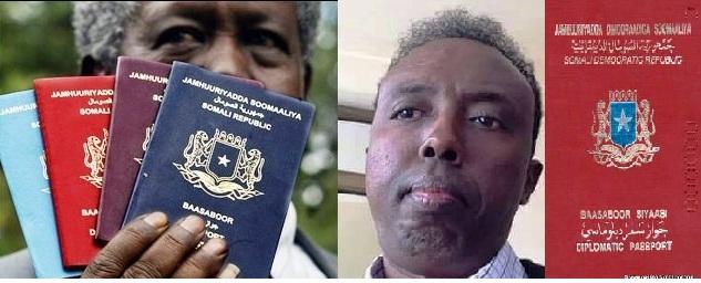 [Topnews:-] Dowladda Somalia oo Hargeysa u dirtay Wakiil bixiya Baasabooradda diblomasiga oo qiimahoodu gaaray seddex kun oo dollar ?