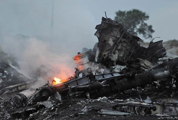 USA to help in investigations of Ukraine jet crash