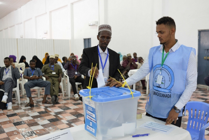 Somalia: Elections for the House of the People commences in Banadir region