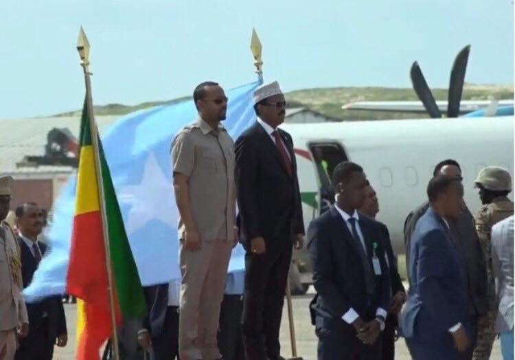 Ethiopia Somalia Agree To Joint Investment In 4 Sea Ports
