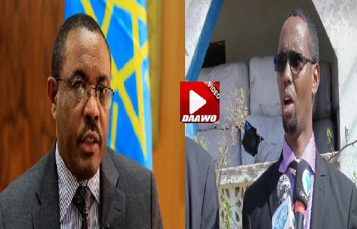 [DHAGEYSO:]Dowladda Ethiopia oo Jamaaludiin Mustafa u magacaawday safiirka Ethiopia ee Somalia?