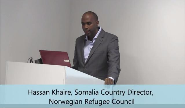 [TOPNEWS] Waa kuma ninka loo magacaabay Ra'isulwasaaraha Somalia Hassan Khaire ?