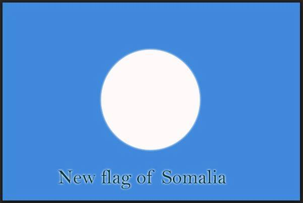 Why Ethiopia and Kenya want the substitute of Somalia's Flag?