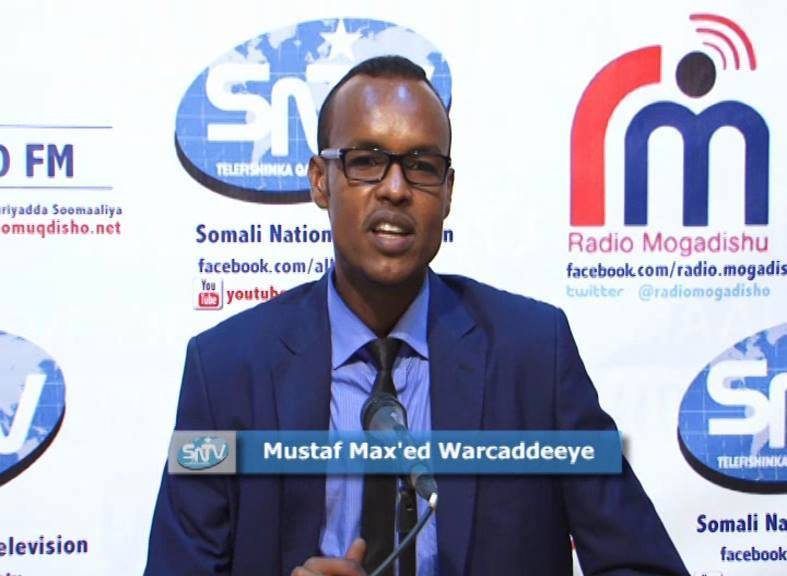 Somalia's minister of Information arrests Editor of Radio Mogadishu