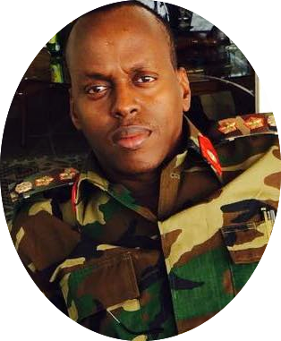 A Somali Taxi-driver Rises a General without Military Background