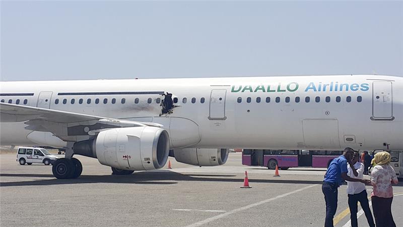 EXCLUSIVE Investigations report:Somali plane bomber's comprehensive saga