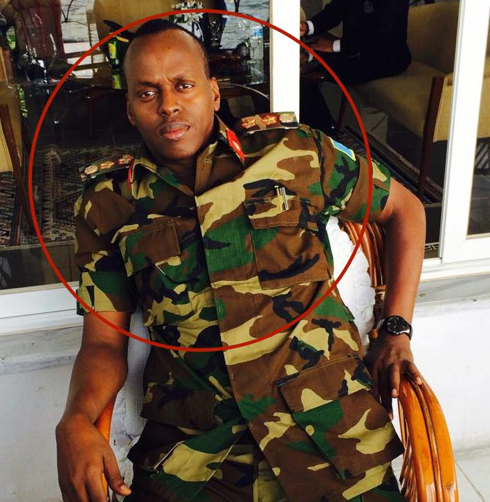 Somalia : A Somali Taxi-driver Rises a General without Military Background