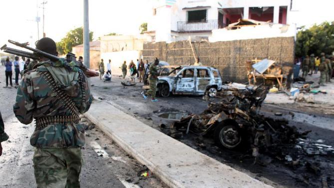 Somalia Suicide Bomber Had Lived in Switzerland
