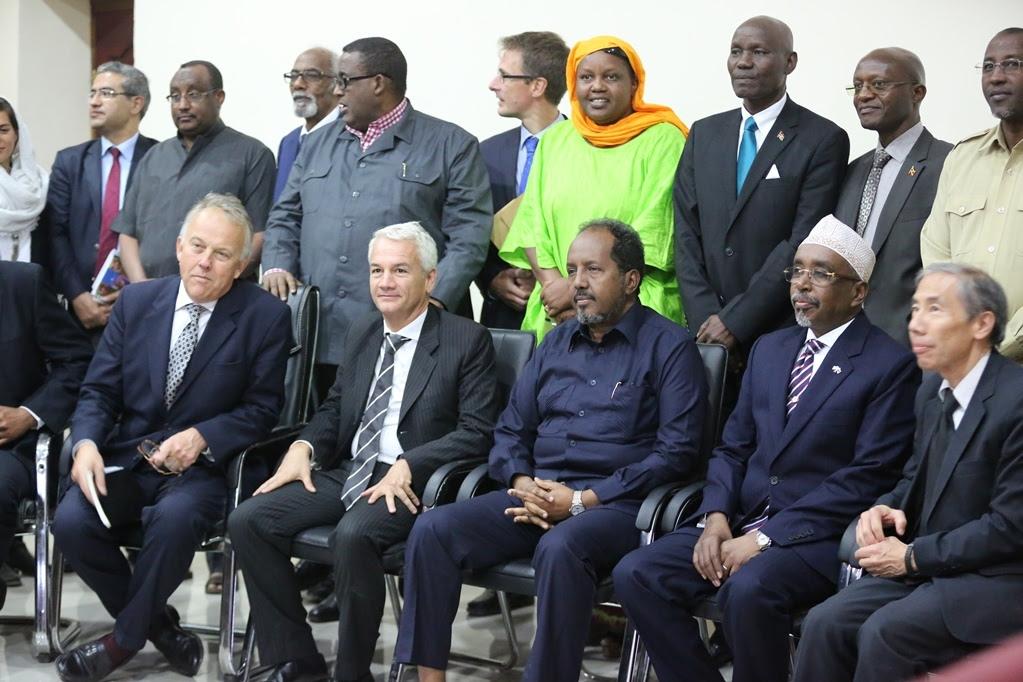[Topnews:-] Akhri Ajandaha doorashooyinka Somalia iyo xilliyadda lagu hardhay shax soo baxday?