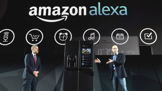 CES 2017: Amazon's virtual aide Alexa shouts above rivals