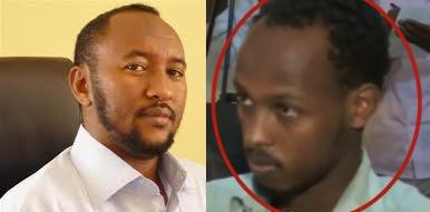 CCTV  footage- A Cousin of Somaliland's Minister  wants to blow up himself in Mogadishu Hotel- who sends bombers ?