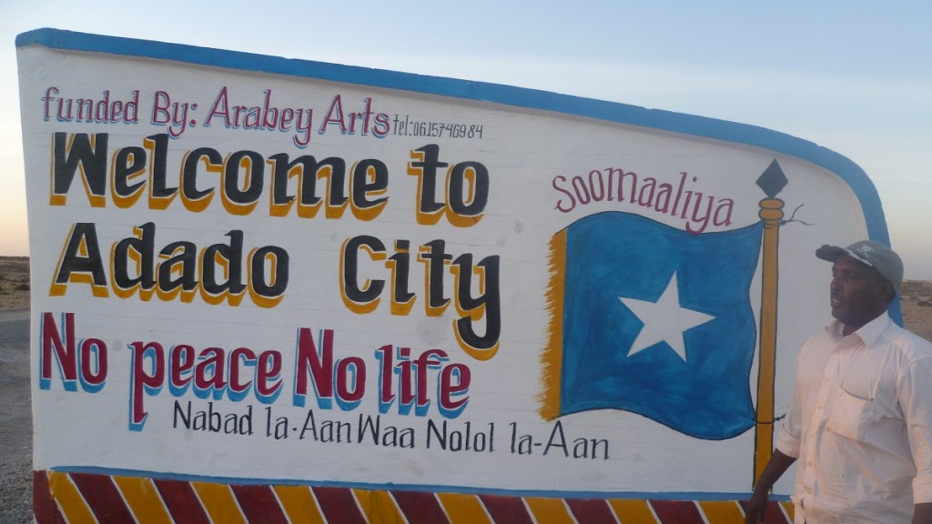 Somalia: What is happening in Adado?