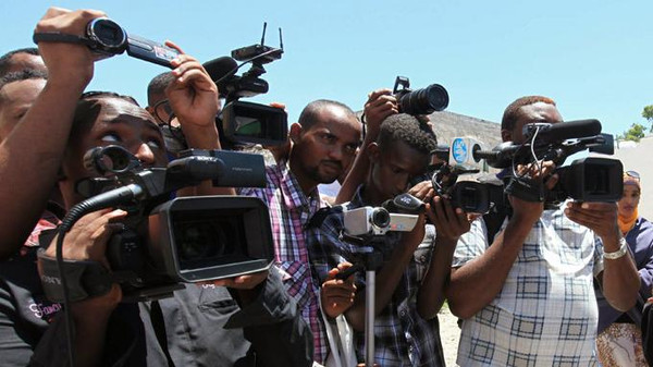 Somali journalists urge fair trial for colleagues