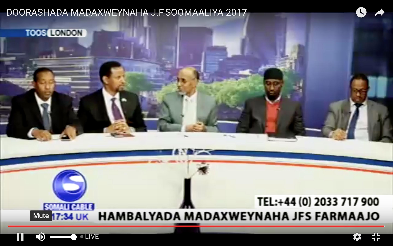 [Daawo dood kulul Live] guuldaradii Damujadiid Ethiopia iyo guusha Farmaajo